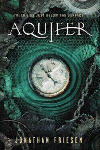 Aquifer by Jonathan Friesen Book Review