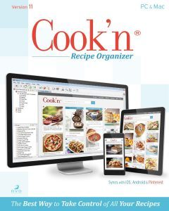 Cook'n Recipe Organizer 11 review