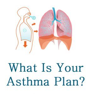 Create an Asthma Action Plan