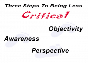 How to Stop Being Critical of Others