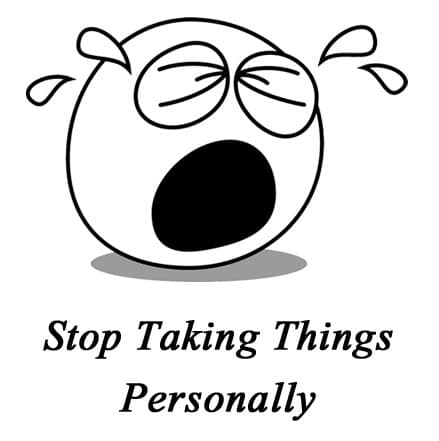 stop-taking-things-personally