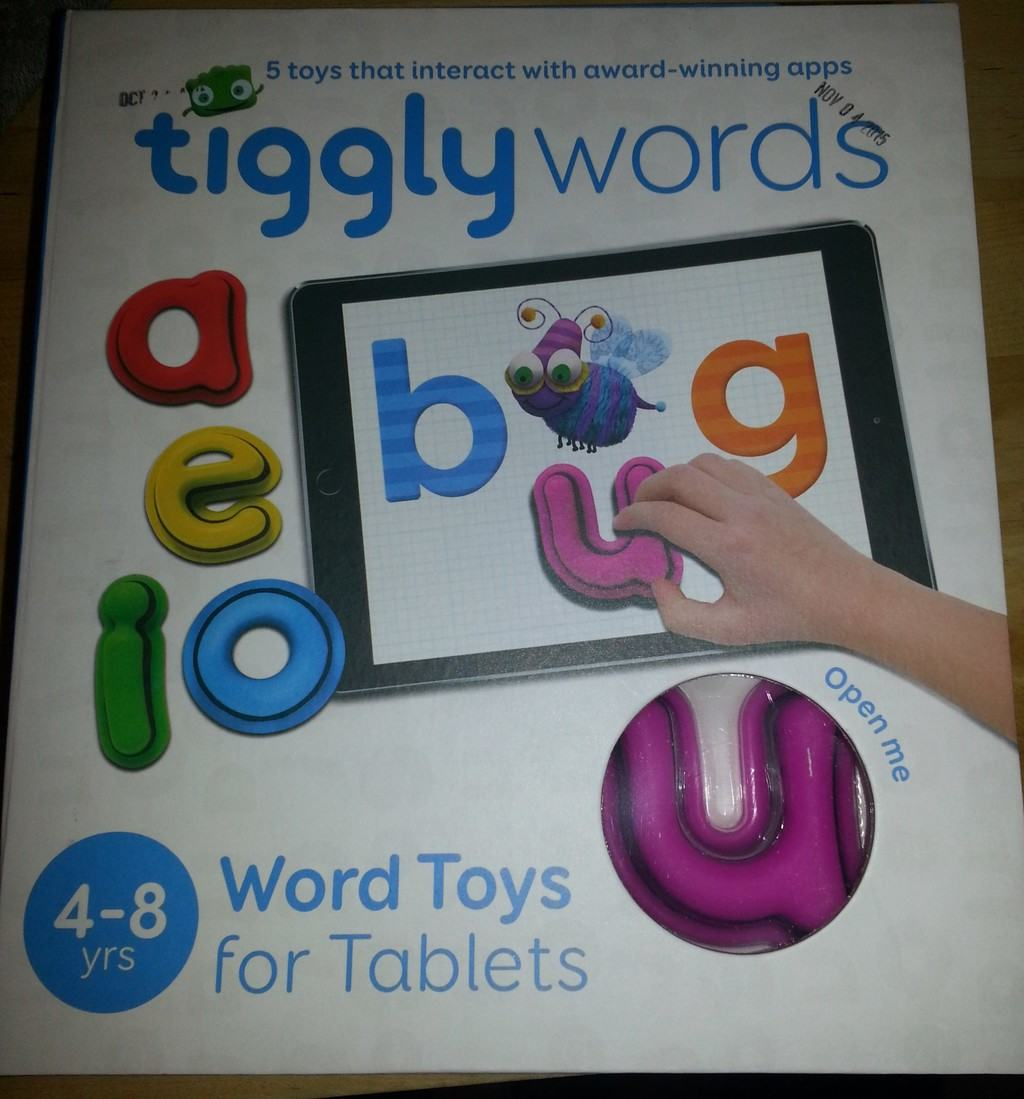Tiggly Words