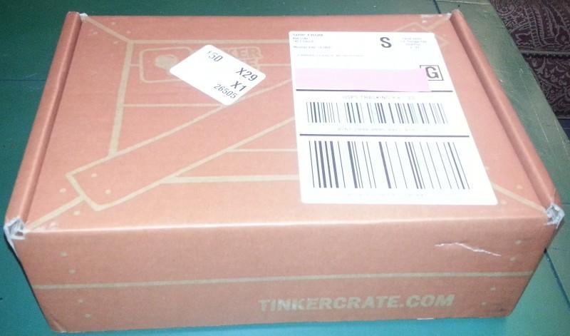 TinkerCrate