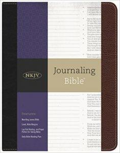 NKJV Journaling Bible Review