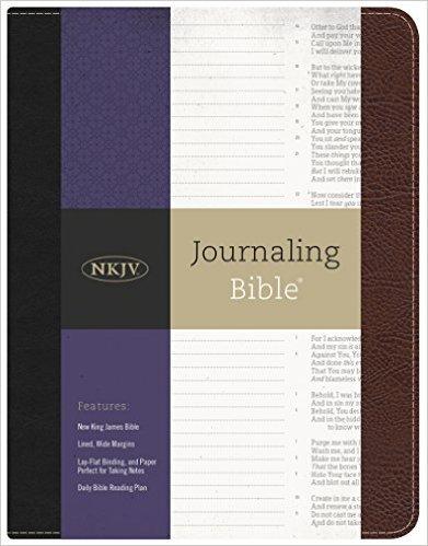 KJV Journaling Bible® Book Cover