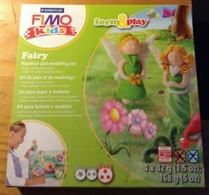 Staedtler Fimo Kids form&play Fairy Review