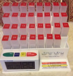 Sagely Weekly Pill Organizer Review