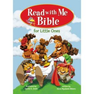 Read with Me Bible for Little Ones by Doris Wynbeek Rikkers