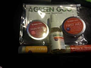 Green Goo Outdoor Travel Pack ~ Review
