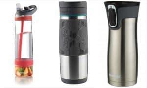 Contigo Water Bottles for Cold/Flu Season ~ Review