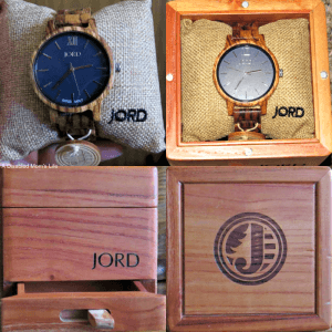 JORD Watch Review+Giveaway