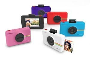 Polaroid Snap Touch Instant Print Camera Giveaway #PRINTitFORWARD Ended