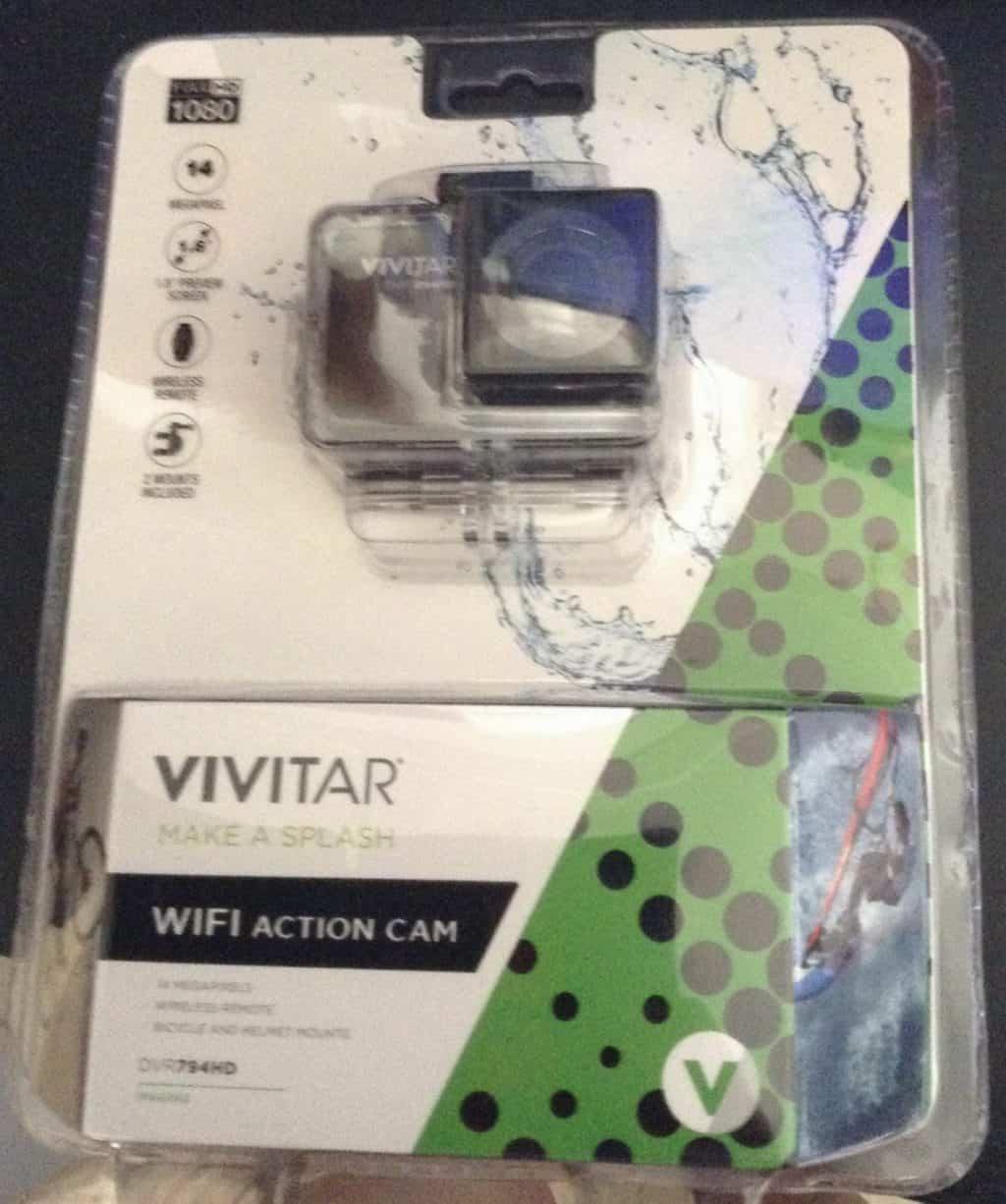 VivitarActionCamera