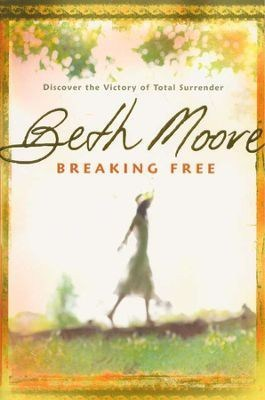 Breaking Free: Discover the Victory of Total Surrender Book Cover