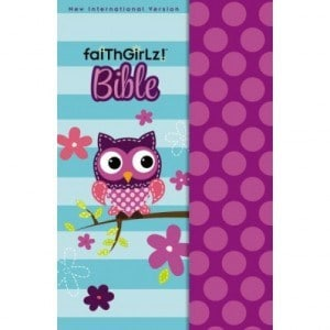 Bibles for Girls ~ Book Review